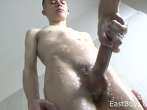 18 Fellow - First Handjob - Part2