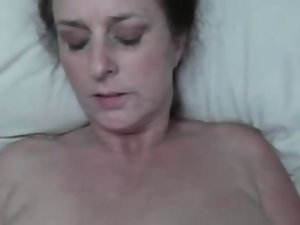 quickie on a boat for a slutty mom natural homemade