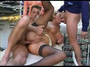 French Attractive mature rectal 02