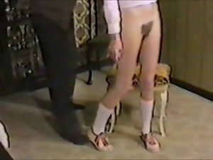 babe is caned