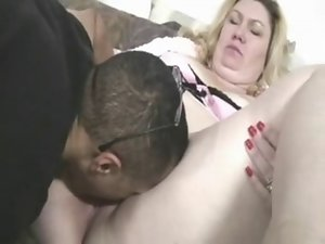 Attractive Big beautiful woman Aged Blondie - Tempting Obesity