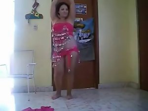arab hijab slutty girl dance 2