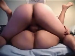 Curvy Better half Creampied on Perfect Homemade