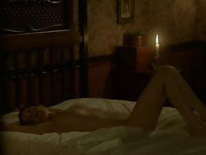 Eva Green Penny Dreadful S01E05 naked sex with demon