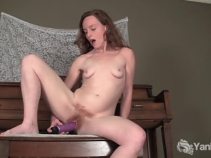 Lusty Ana Fuck Toy For Orgasm