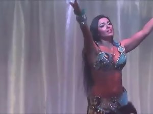 Alla Kushnir sensual Belly Dance part 105