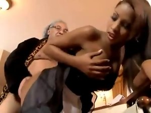 french maid katia de lys accepts care of experienced gentalmen
