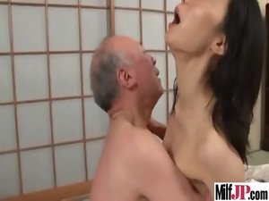Horny Sex Act With Nympho Luscious Lewd Asian Cougar clip-12