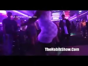 twirk that dirty ass at the hood club p2