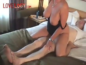 Attractive mature And Her Bound Husband, attractive mature amateur wild sex cock sucking cumshot bigtits bondage blond