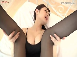 Ballerina Dancer Banged In Pantyhose Stockings pantyhose , opaque stockings nylon foot fetish asian
