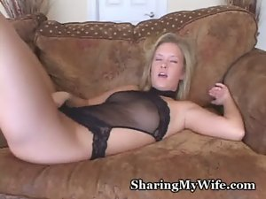 Babe&#039_s Sex video clip For Hubby To Watch