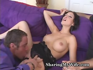 Dirty wife Can Do Better Than Him