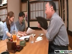 Wild Fucking In Public Place For Sensual Sensual japanese movie-21