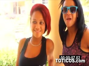 Toticos.com deleted episodes - dominican porn bloopers and funny dominicans