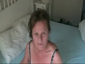 Attractive mature first dick sucking with 18 years old lover