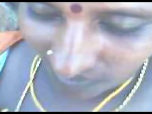 tamil village females banging outdoor