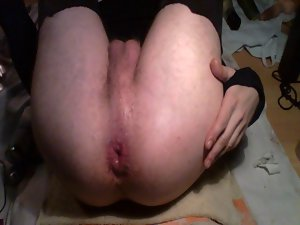 grinding my stunning anal