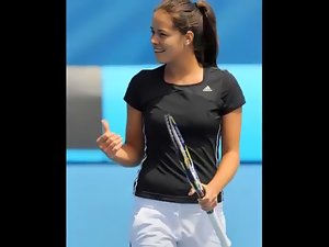 Ana Ivanovic is hot! Sexual On-Court Impressions Part 6 of 6