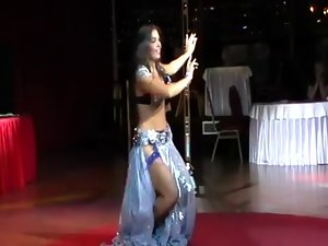Alla Kushnir sensual Belly Dance part 108