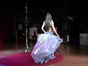 Alla Kushnir luscious Belly Dance part 109