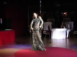 Alla Kushnir sensual Belly Dance part 110