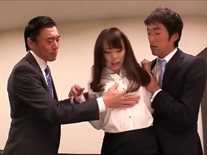 censored Yuria Ayane Office Lady