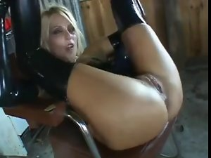 Latex & Bum Fuck