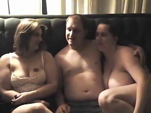 Swinger husband and slutty wife