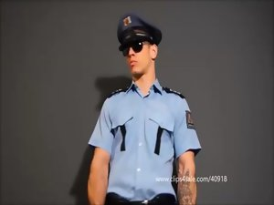 WORSHIP WITH DOMINANT COP 2 - 053