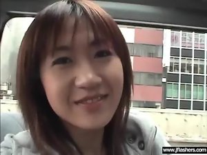 Asian Cutie Flashing Body Get Ready For Wild Performance Sex video-14