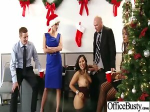 Office Vixen Big titted Worker Young lady Get Wild Sex video-23
