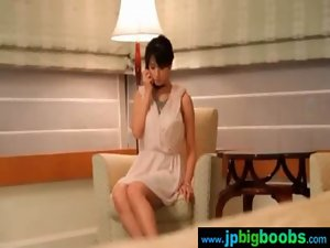 Alluring Large melons Excellent Asian Get Wild Screwed vid-27