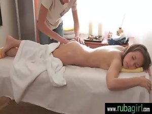 Body Massage Turns to Dirty Execution 19