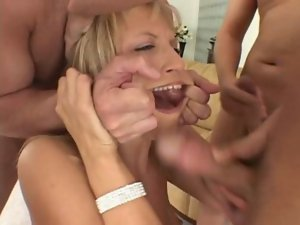 Tina Good Is A Cum Swallowing Tart