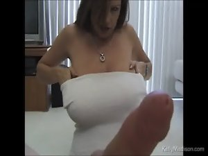 Ultimate Titty Banging With Kelly Madison