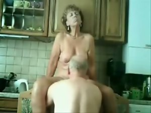 Stolen video of my lovely stepmom having fun with dad