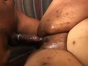 BBC with Obese Latina