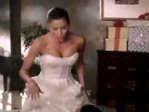 Desperate Cheating wives - Eva Longoria & Under Her Dress