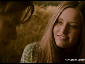 Merritt Patterson naked - Wolves (2014)