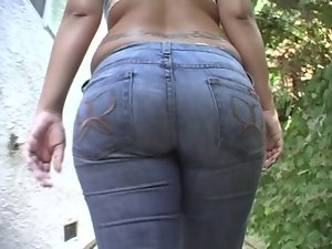 anell big naughty butt