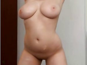 Webcams 2014 - Beauteous Tempting blonde 4: Naked Dancing