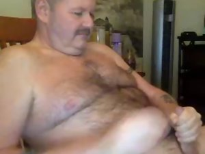 Daddy Bear Jerking
