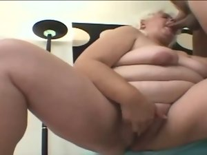 Thick Tempting blonde stepmom gets faced
