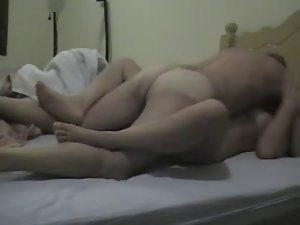 dirty wife tries to ride