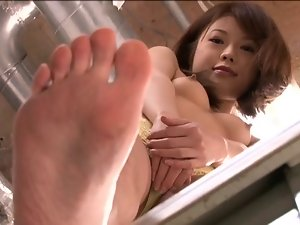 Seductive japanese Randy chicks And Their Feet Part 2