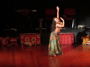 Alla Kushnir sensual Belly Dance part 144