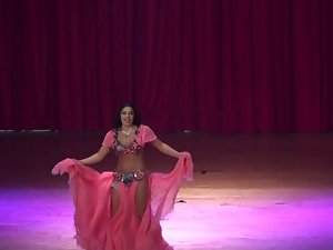 Alla Kushnir sexual Belly Dance part 143