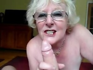 Obscene English Granny