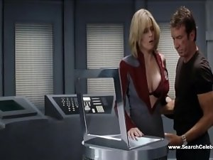 Sigourney Weaver lewd - Galaxy Quest